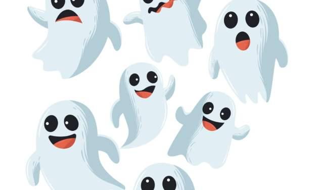 Halloween: Nauka liczenia (10 kart pracy)