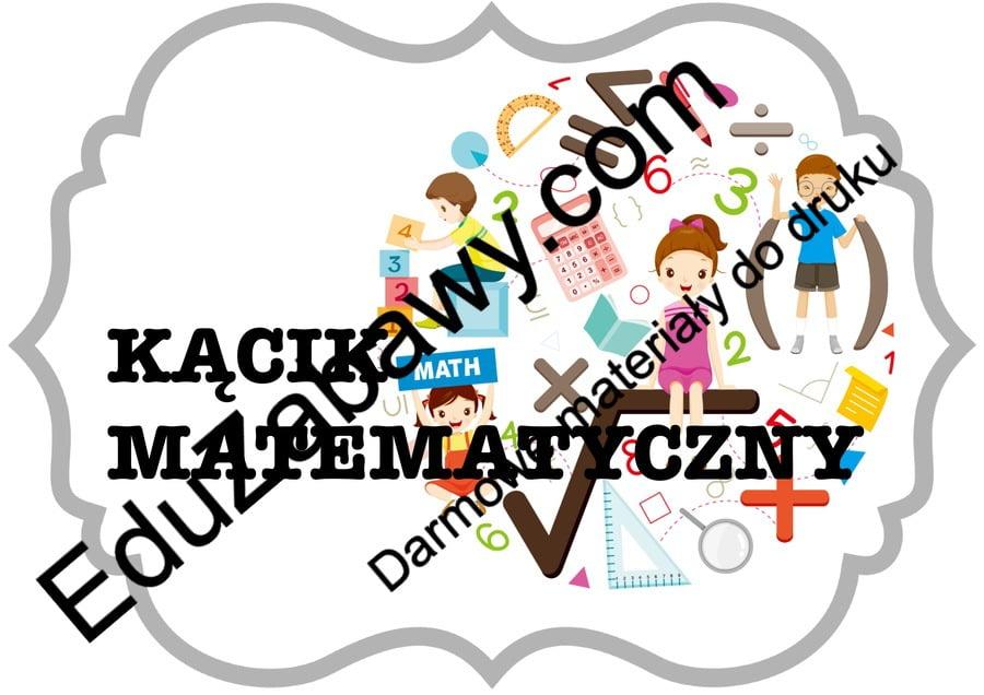 Kąciki tematyczne 3/5 – duży rozmiar Kąciki tematyczne Powitanie przedszkola Tematyczne Wrzesień
