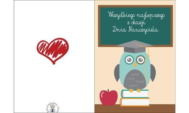 Laurki na Dzień Edukacji Narodowej