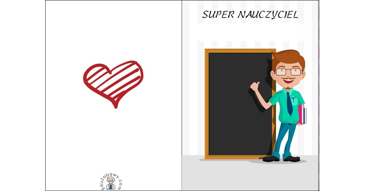 Laurki Super Nauczyciel