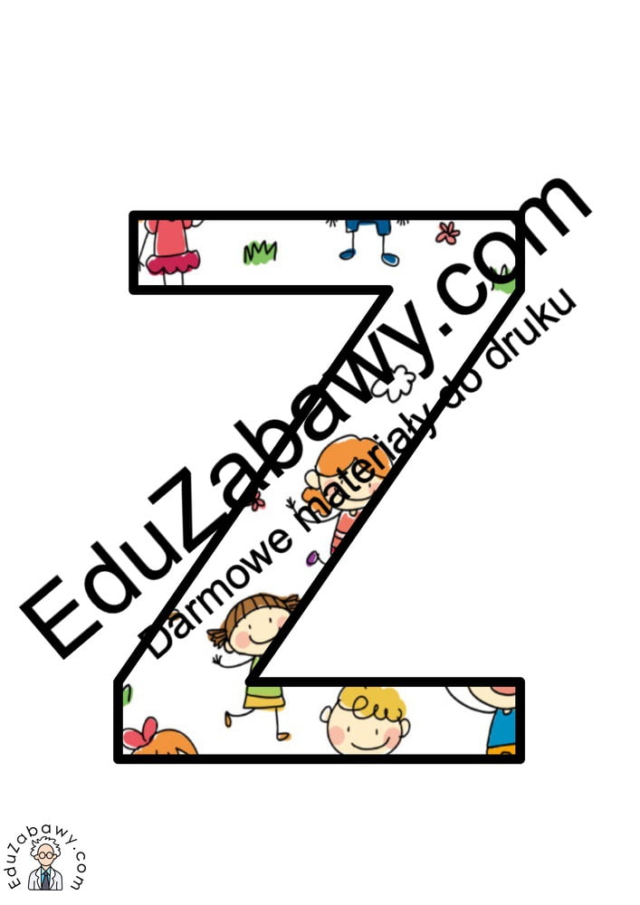 Napis Dzień Przedszkolaka: wzór z dziećmi Dzień Przedszkolaka Napisy (Dzień Przedszkolaka)