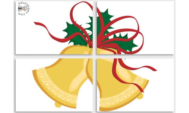 Dekoracje XXL: Dzwonki świąteczne