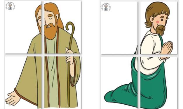 Dekoracje XXL: św. Józef