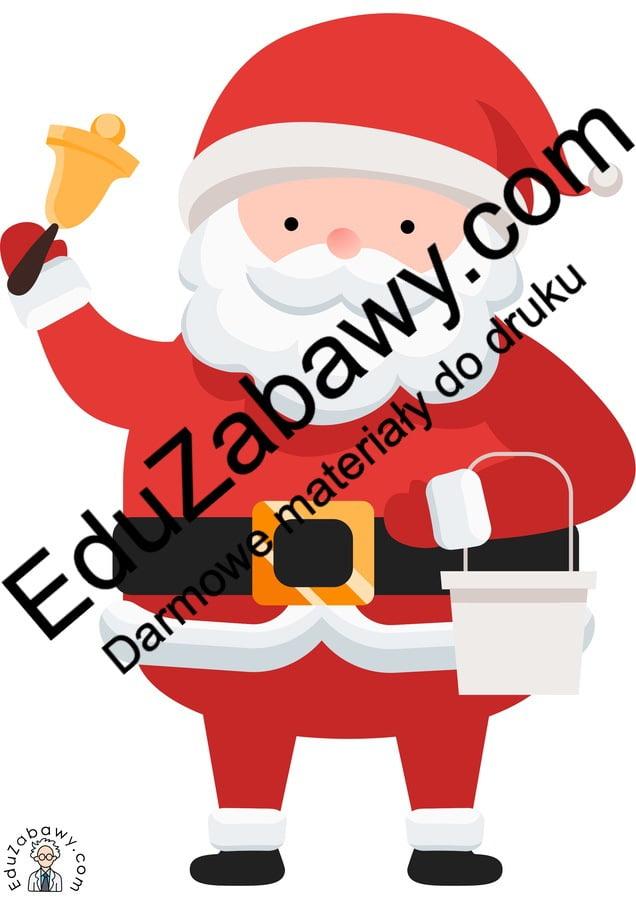 Dekoracje: Święty Mikołaj Boże Narodzenie Dekoracje Dekoracje (Boże Narodzenie) Dekoracje (Mikołajki)