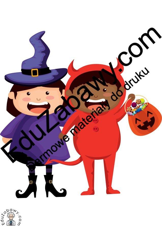 Dekoracje: Przebrane dzieci Dekoracje Dekoracje (Halloween) Dekoracje (Karnawał) Karnawał Święto Dyni / Halloween