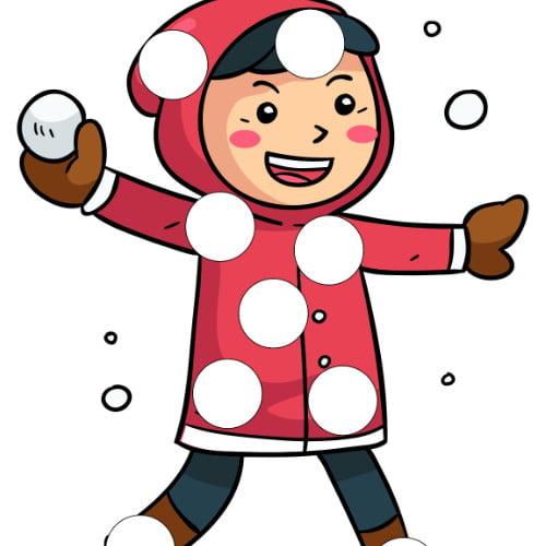 Zima: Dekoracje XXL Dekoracje Dekoracje (Zima) Światowy Dzień Śniegu Zima
