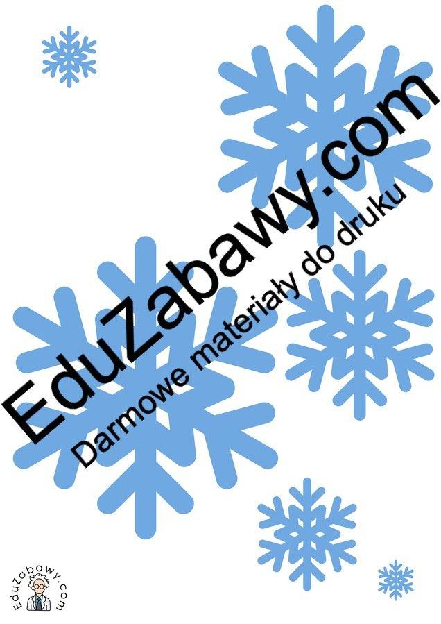 Zima: Uszereguj (10 kart pracy) Karty pracy Karty pracy (Zima) Uszereguj Zima