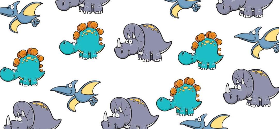 Dzień Dinozaura: Bystre oczko (10 kart pracy)