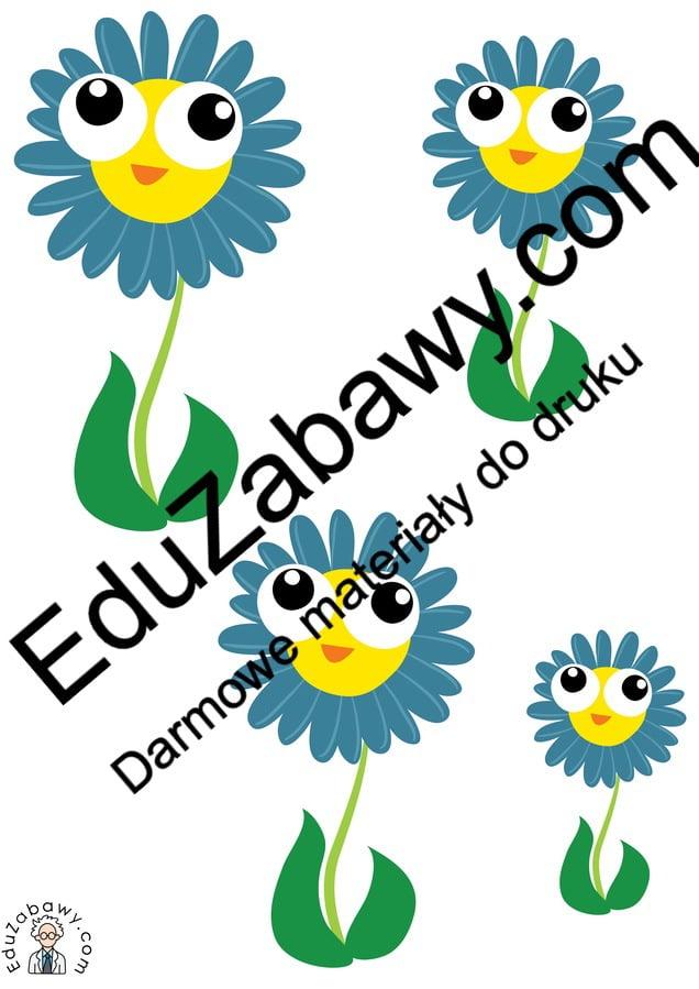 Wiosna: Uszereguj (10 kart pracy) Karty pracy Karty pracy (Wiosna) Uszereguj Wiosna