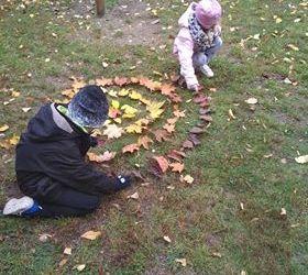 Jesienna mandala