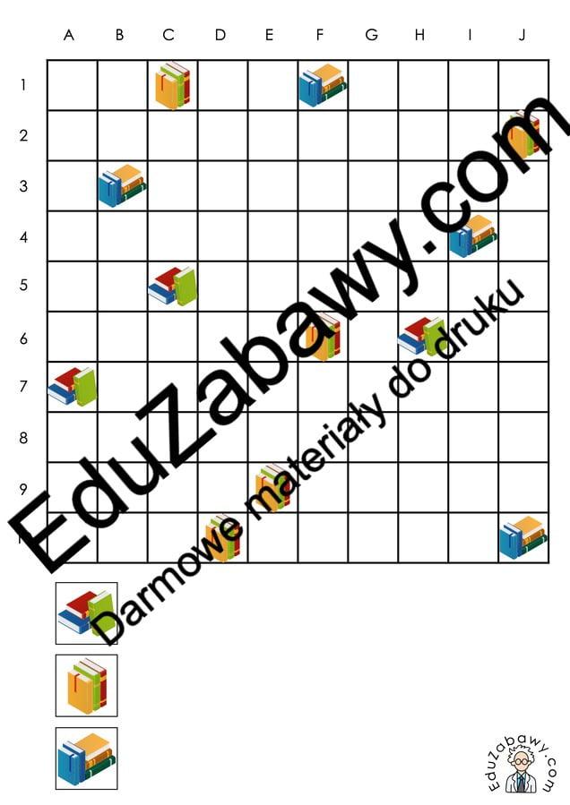 Dzień Książki: Kodowanie – Statki (10 kart pracy) Karty pracy Karty pracy (Dzień Postaci z Bajek) Kodowanie