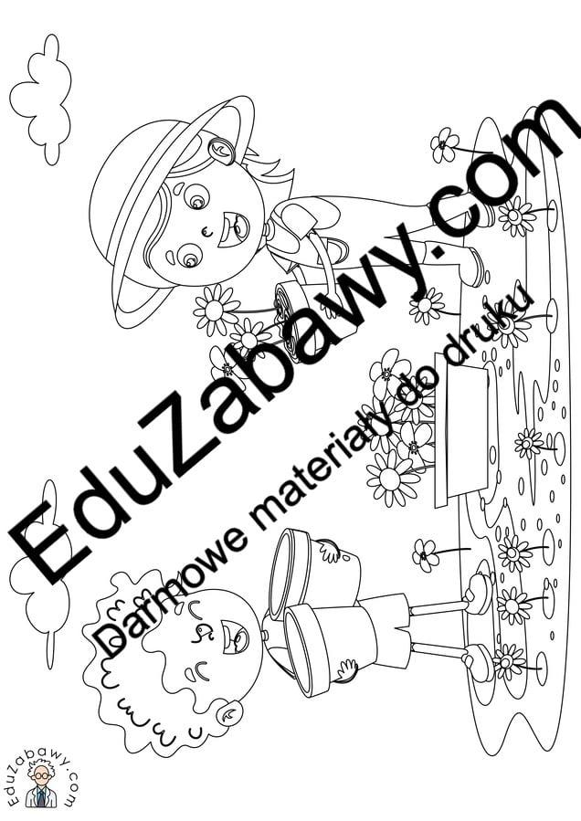 Kolorowanki: Prace w ogrodzie (10 szablonów) Kolorowanki Kolorowanki (Dzień Drzewa) Kolorowanki (Dzień Ziemi) Kolorowanki (Wiosna) Lato (Kolorowanki) Rośliny (Kolorowanki) Wiosna