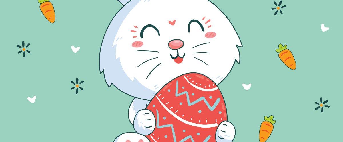 Niesforne jajo Agata Dziechciarczyk Wielkanoc (Wierszyki) Wierszyki