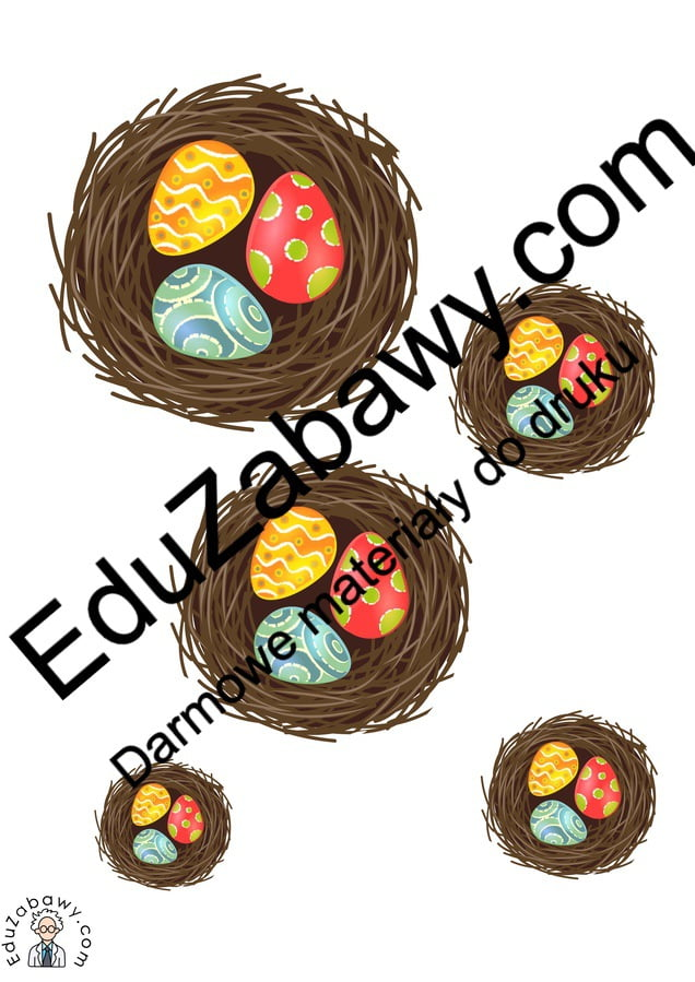 Wielkanoc: Uszereguj (10 kart pracy) Karty pracy Karty pracy (Wielkanoc) Uszereguj Wielkanoc