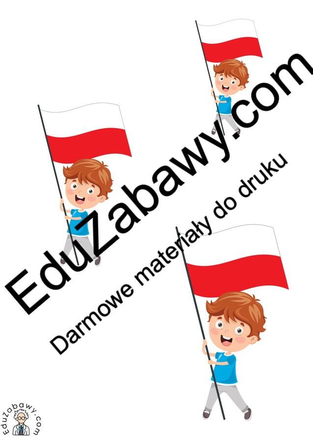 Patriotyczne karty: Uszereguj (10 kart pracy) 3 maja Karty pracy Karty pracy (3 maja) Uszereguj