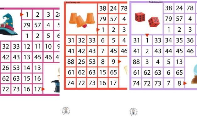 Labirynty matematyczne: Andrzejki