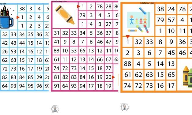 Labirynty matematyczne: Dzień Kredki
