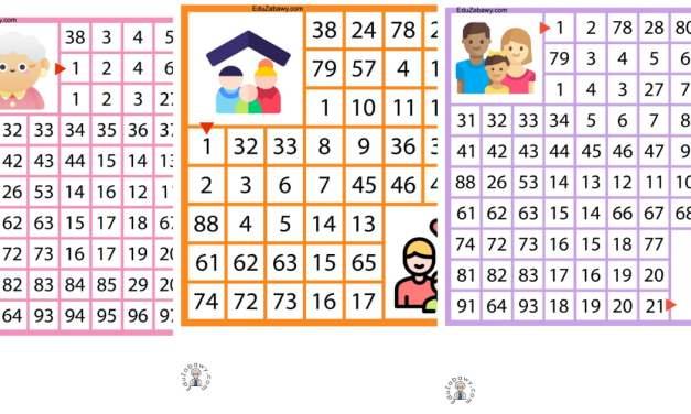 Labirynty matematyczne: Rodzina