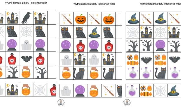 Sekwencje: Halloween / Święto Dyni