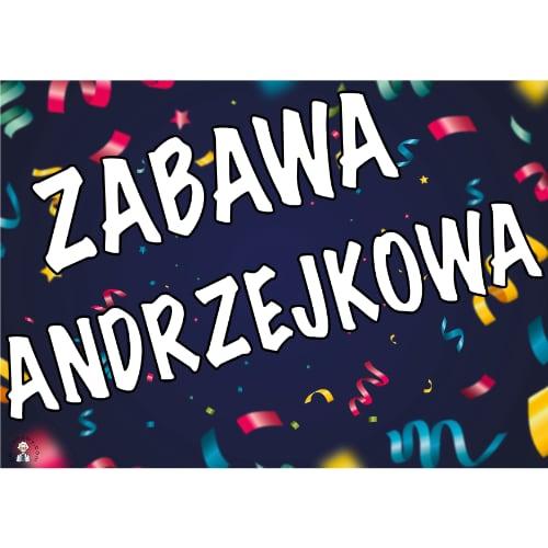 Plakat na Andrzejki A4 i XXL 4 Andrzejki Plakaty (Andrzejki)