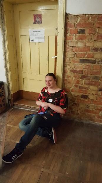 Ewelina Sołdan - autorka Escape room'u