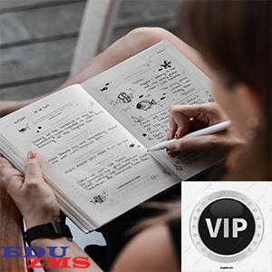 Creative Writing - VIP Silver Store Pic