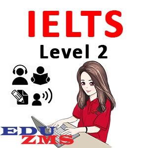 IELTS Full Course Level 2