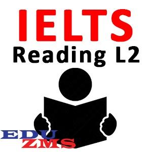 IELTS Reading Level 2