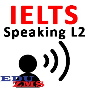 IELTS Speaking L2 Course Pic