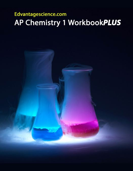 AP Chemistry 1 WorkbookPLUS