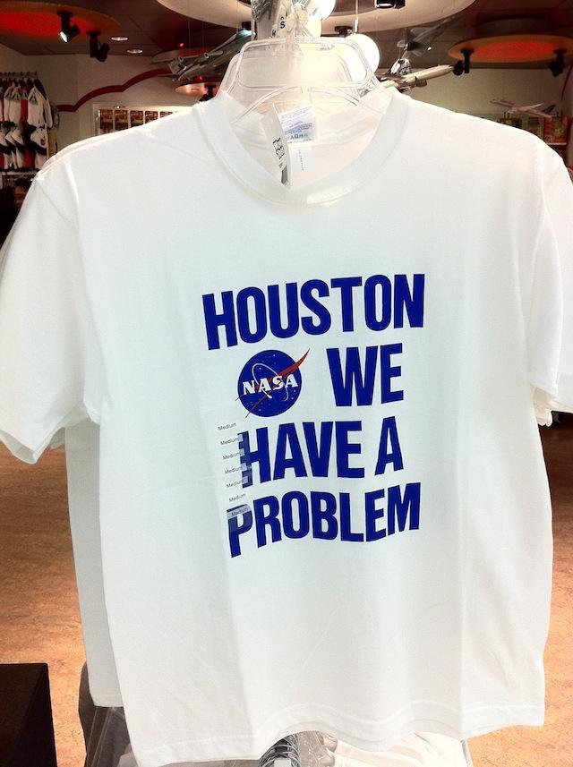 Houston… we have a problem! | Edventure Project