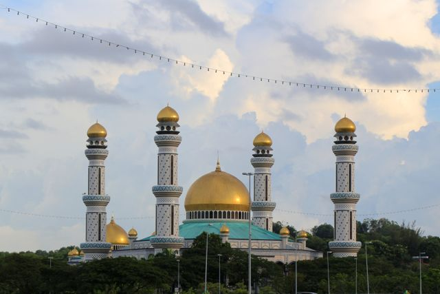 Family Travel Brunei