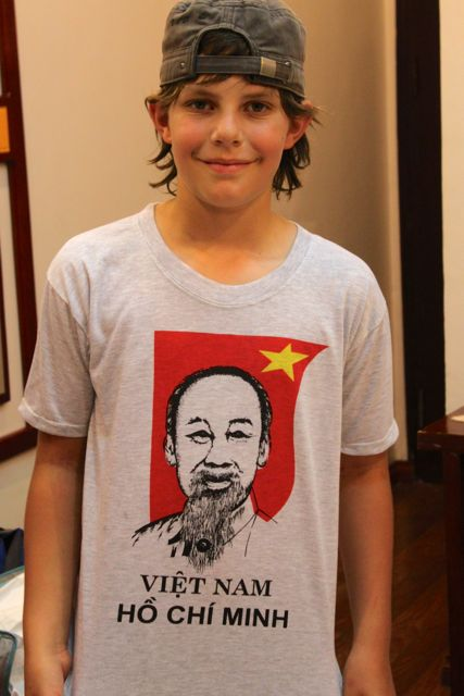 12th birthday shirt, Hanoi