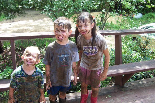 Mud monkeys, NH