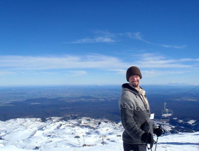Mt. Ruapehu-Tony