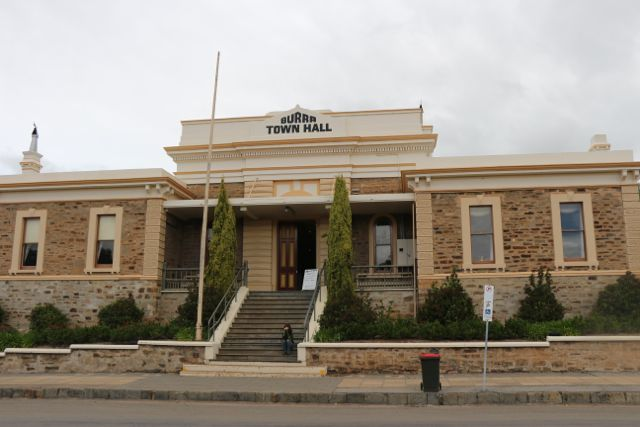 Burra Town Hall Museum