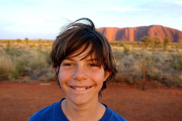 Uluru- Elisha