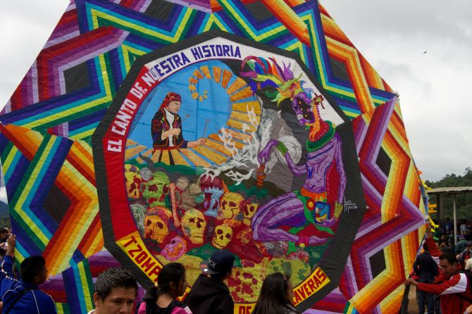 Sumpango Giant Kite Festival 12