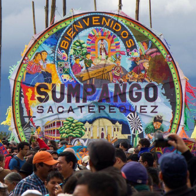Sumpango Giant Kite Festival 4