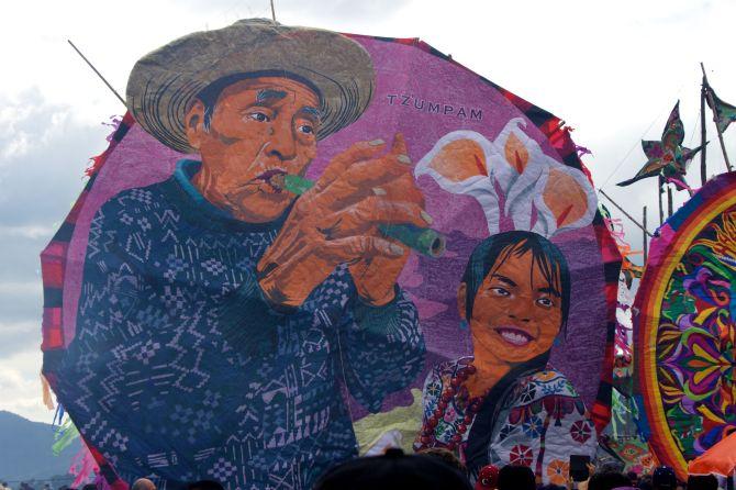 Sumpango Giant Kite Festival 79