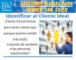 Cómo prepararse para identificar, conocer y cautivar a tu cliente ideal