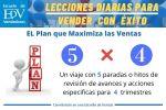 El Plan de Ventas 5x4 maximiza tus resultados