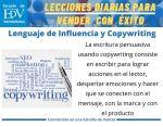 Cómo utilizar la escritura persuasiva para atraer clientes aplicando el Copywriting