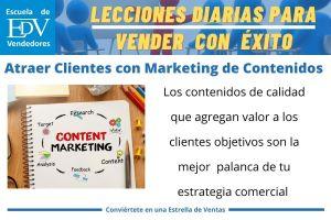 Cómo atraer clientes con el marketing de contenidos