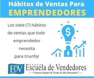 Hábitos de Ventas para Emprendedores
