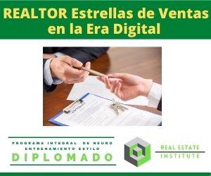 Realtor Estrella de Ventas en la Era Digital