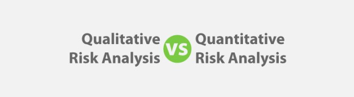 Project Risk Management Qualitative Vs Quantitative Analysis For