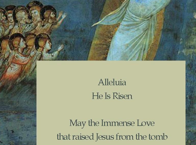 Easter Blessing