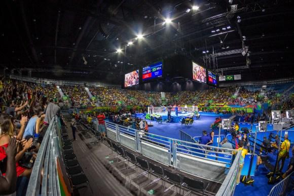 Boxeo en los Juegos Olímpicos de Río de Janeiro 2016, Brasil