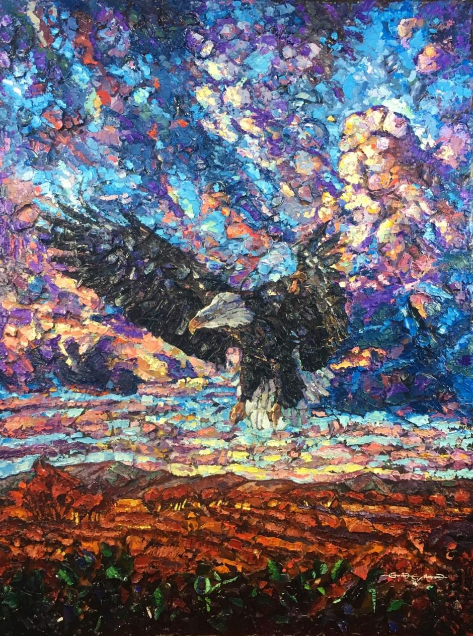Eagle Landing (2016)